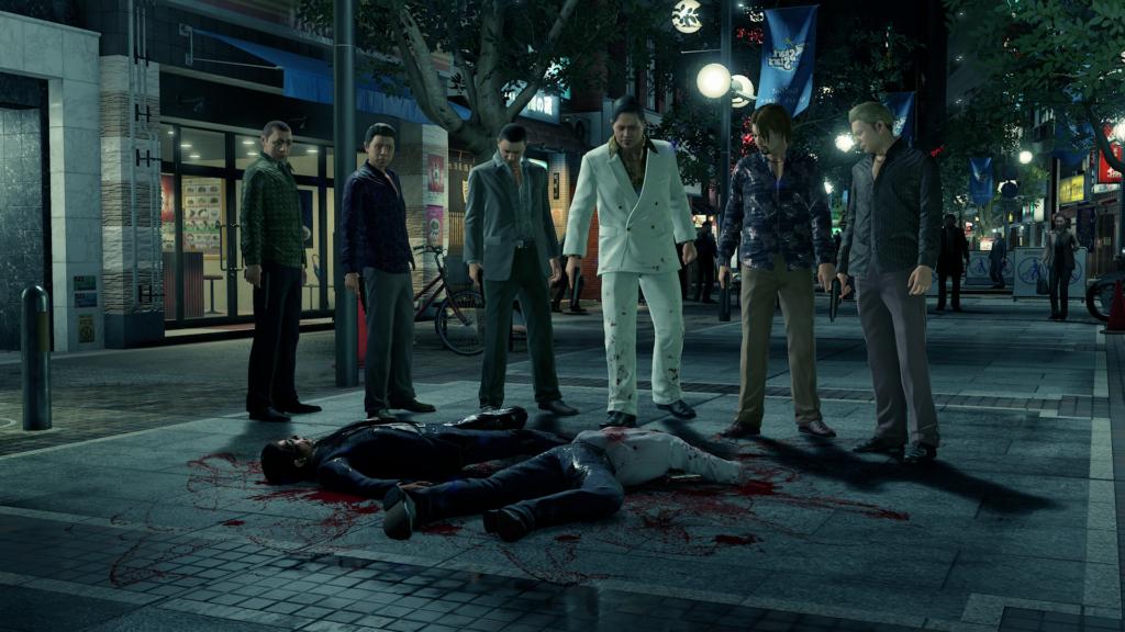 recenzja Yakuza: Like A Dragon (3)