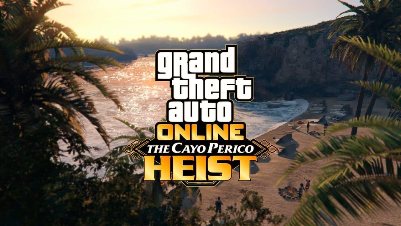 Premiera Grand Theft Auto Online: The Cayo Perico Heist