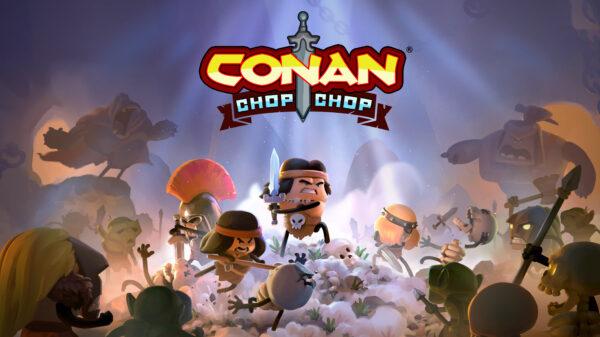 Conan Chop Chop Przełożony