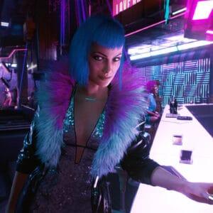 Cyberpunk 2077 Parker