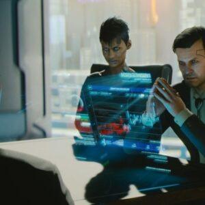 Cyberpunk 2077 Interesy