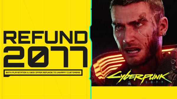 Cyberpunk 2077 Zwrot