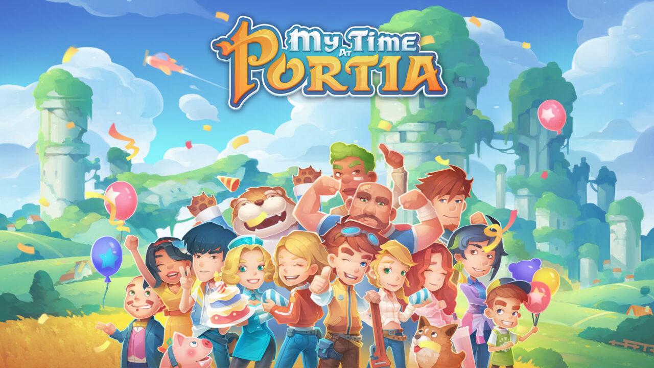 My Time At Portia Za Darmo