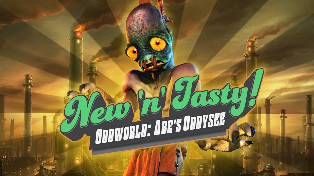 Oddworld: New 'n' Tasty za darmo