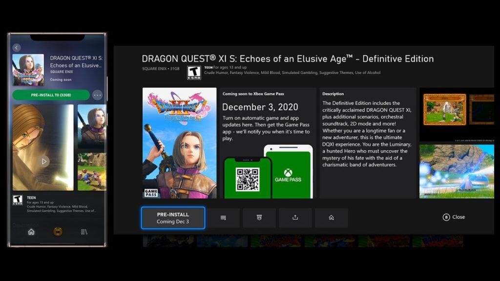 Preinstalacja Gier Z Xbox Game Pass