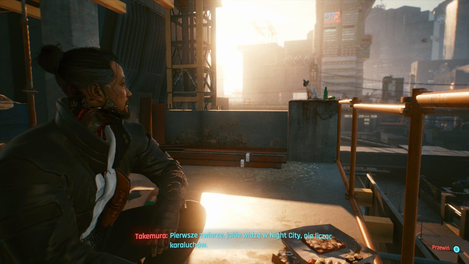 Recenzja Cyberpunk 2077 Xbox One
