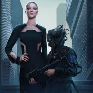 Styl W Cyberpunk 2077 Czarny Zawsze W Modzie