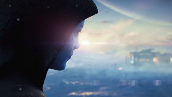 Nowy Mass Effect