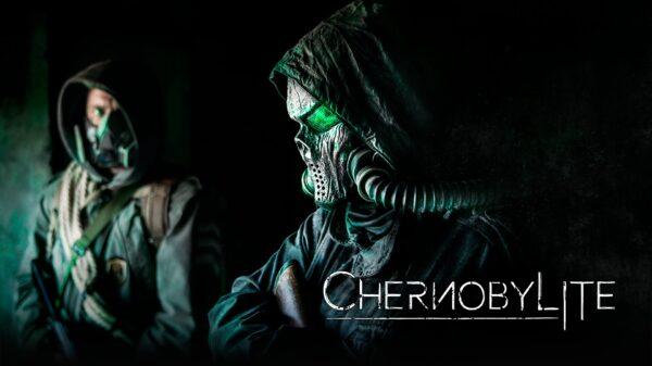 chernobylite art