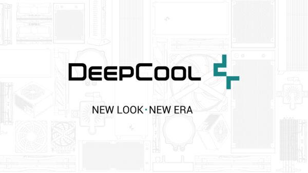 Deepcool nowe logo