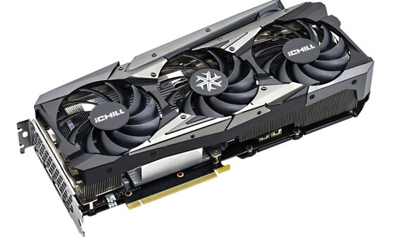 Inno3d Geforce Rtx 3060 Ichill X3 Red