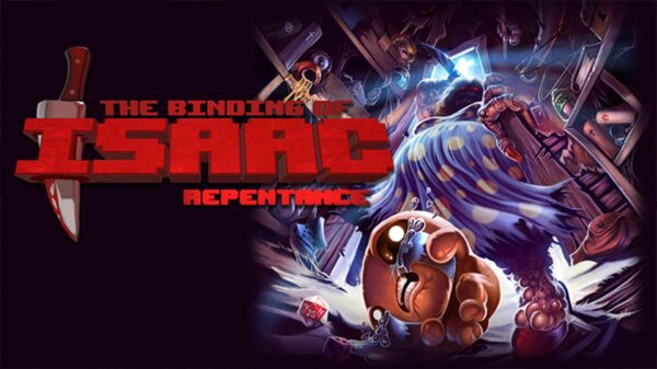 Premiera The Binding Of Isaac: Repentance