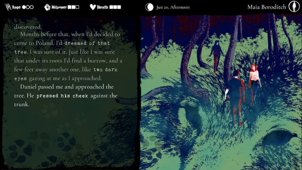 Recenzja Werewolf: The Apocalypse Heart Of The Forest 3
