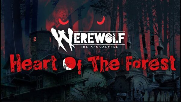 Recenzja Werewolf: The Apocalypse Heart Of The Forest 4