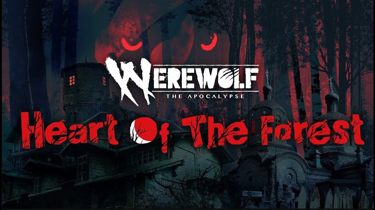 Recenzja Werewolf: The Apocalypse Heart Of The Forest 4