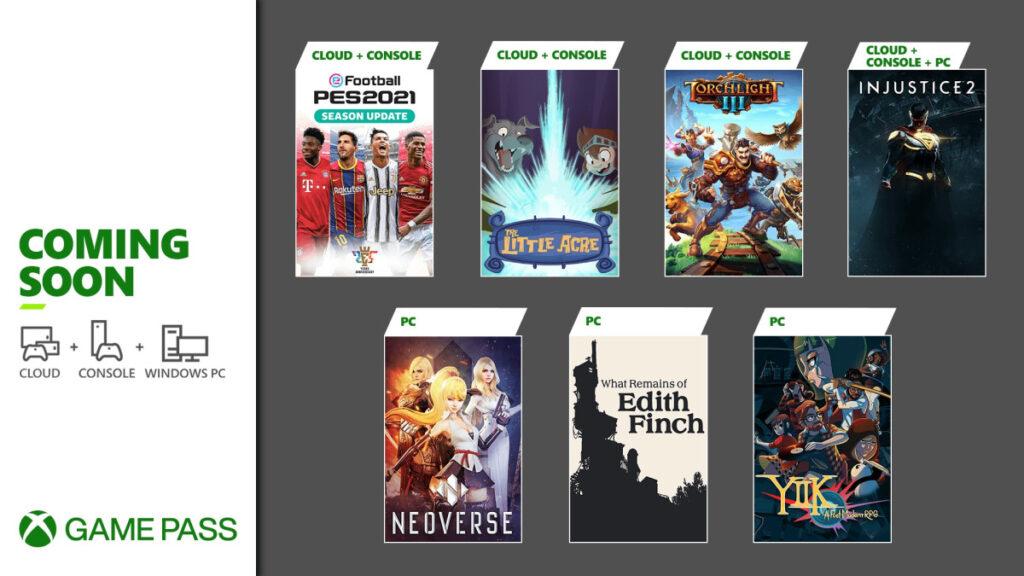 Styczniowe Nowości W Xbox Game Pass