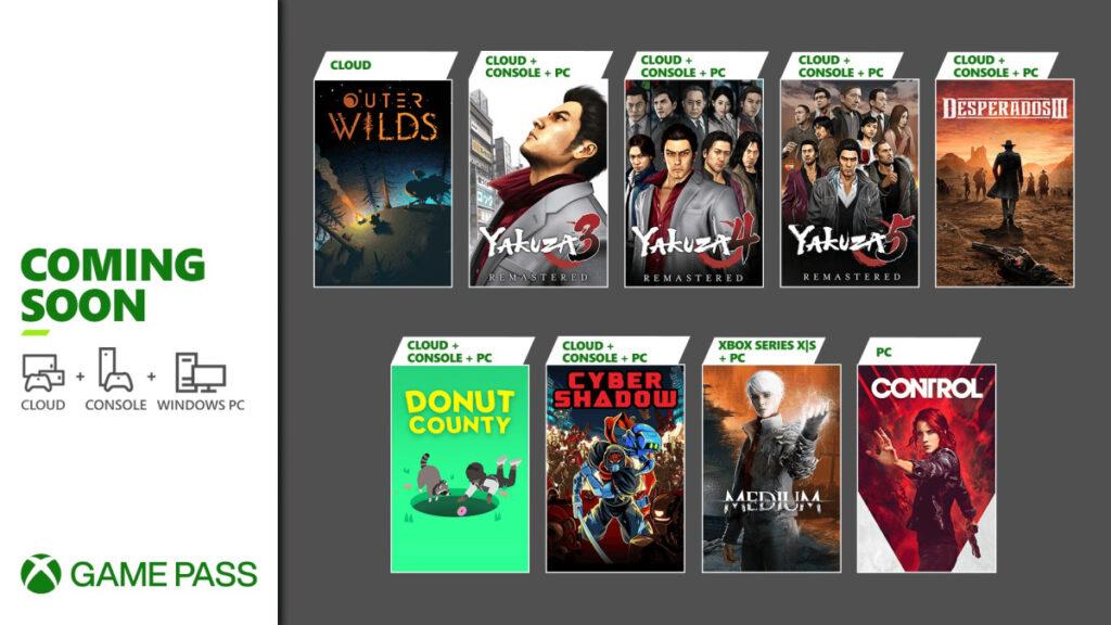 Xbox Game Pass Na Koniec Stycznia