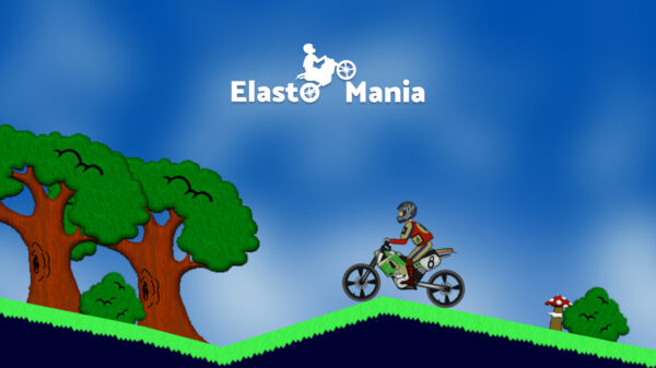 Remaster Elasto Manii Elasto Mania