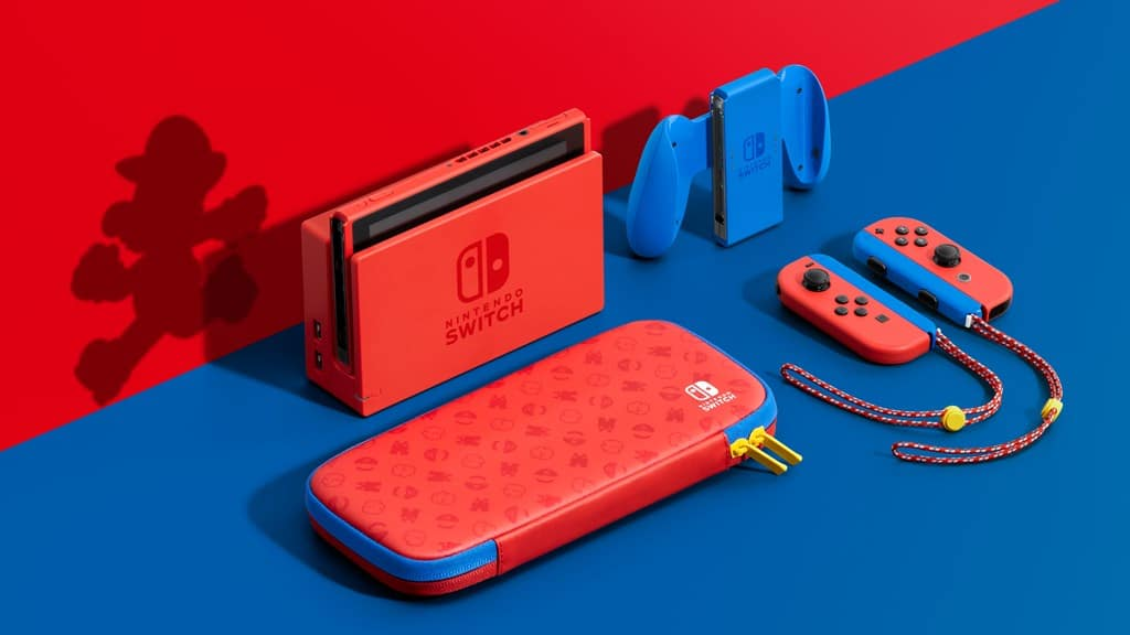 Sw System Mario