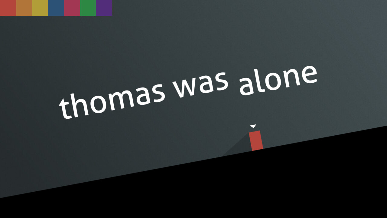 Thomas Was Alone Nintendo Switch