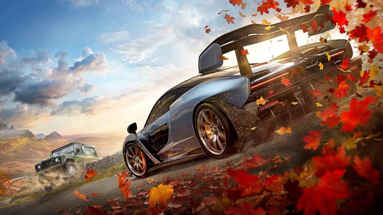 Forza Horizon 4 Steam Premiera
