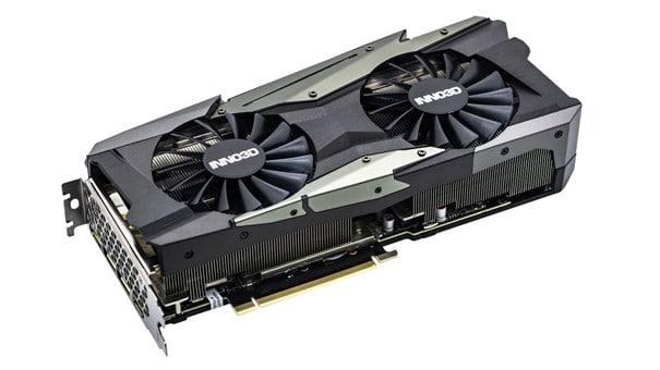 Inno3d Geforce Rtx 3080 Twinx2 Oc