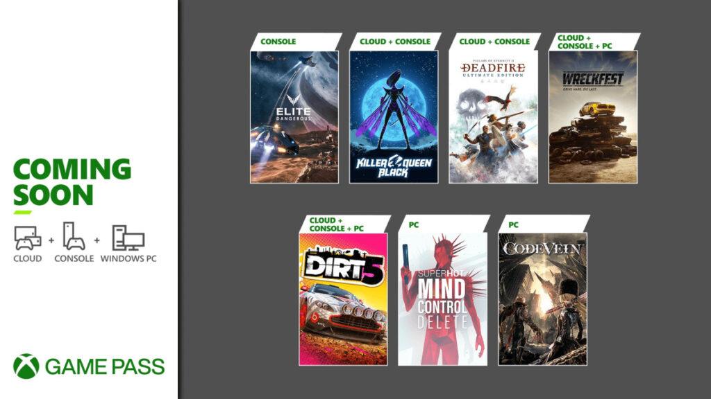 Xbox Game Pass W Drugiej Połowie Lutego