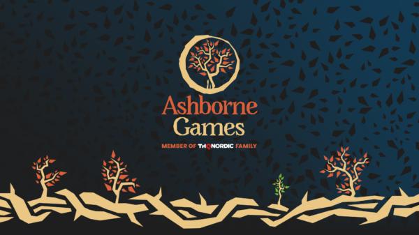 Ashbornegames Logo