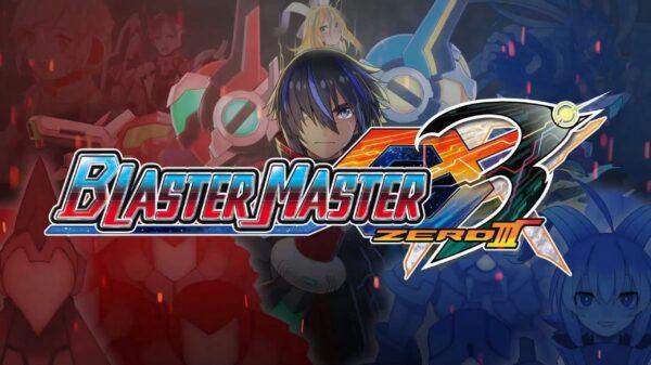 Blaster Master Zero 3 Zapowiedź