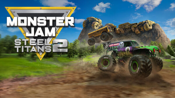 Monster Jam Steel Titans 2 Recenzja