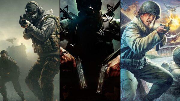 Ranking Call Of Duty Przenośne (1)