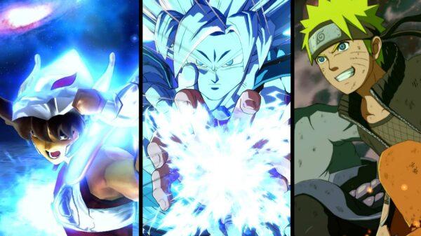 Top 10 Gry Na Podstawie Anime
