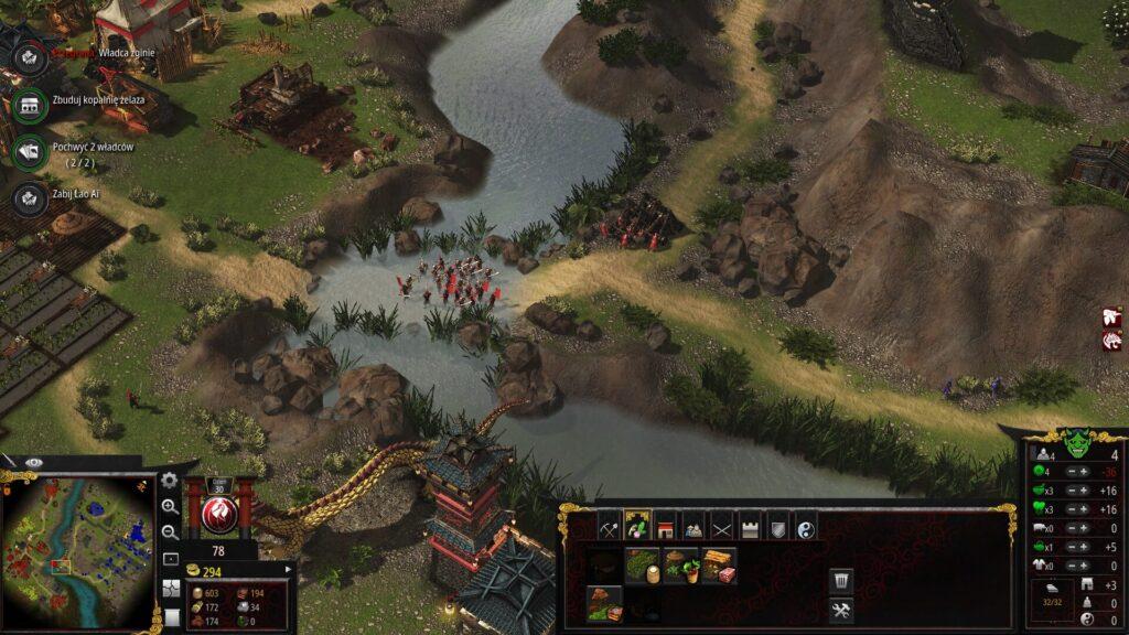 Twierdza Wladcy wojny screen 3