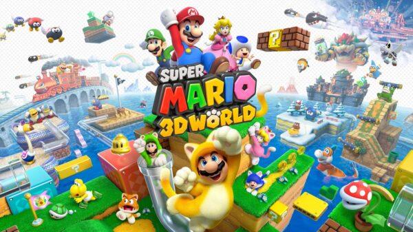 Najlepiej sprzedające się gry na Nintendo Switch w lutym