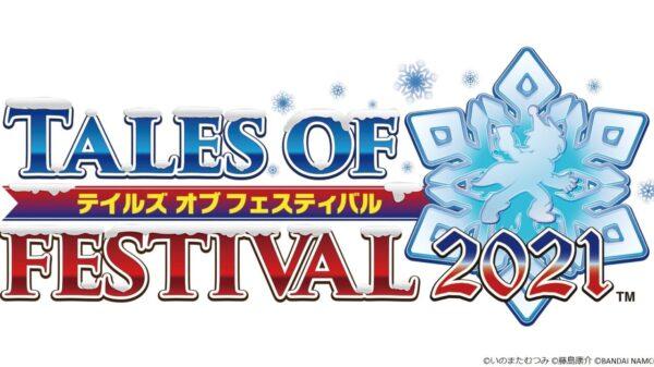 Tales Of Festival 2021 data