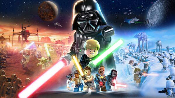 Lego Star Wars The Skywalker Saga Opóźnienie