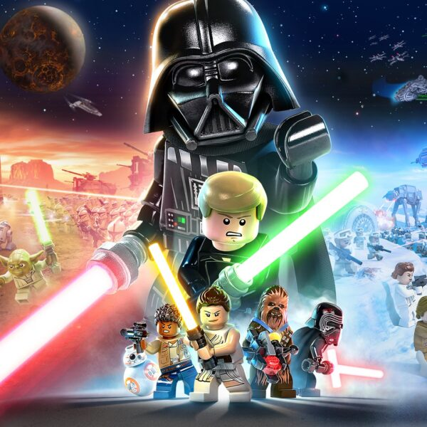 Lego Star Wars The Skywalker Saga Opóźnienie