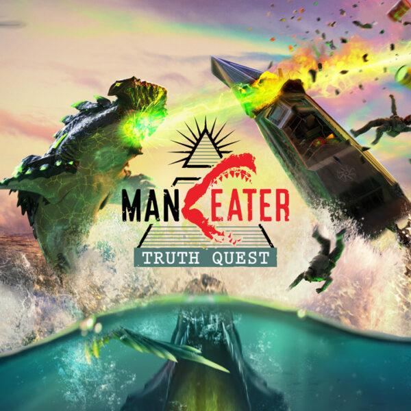 Maneater Truth Quest Zapowiedź