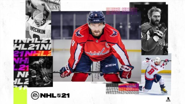 NHL 21 Xbox Game Pass