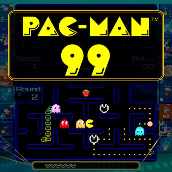 Pac Man 99 Zapowiedź
