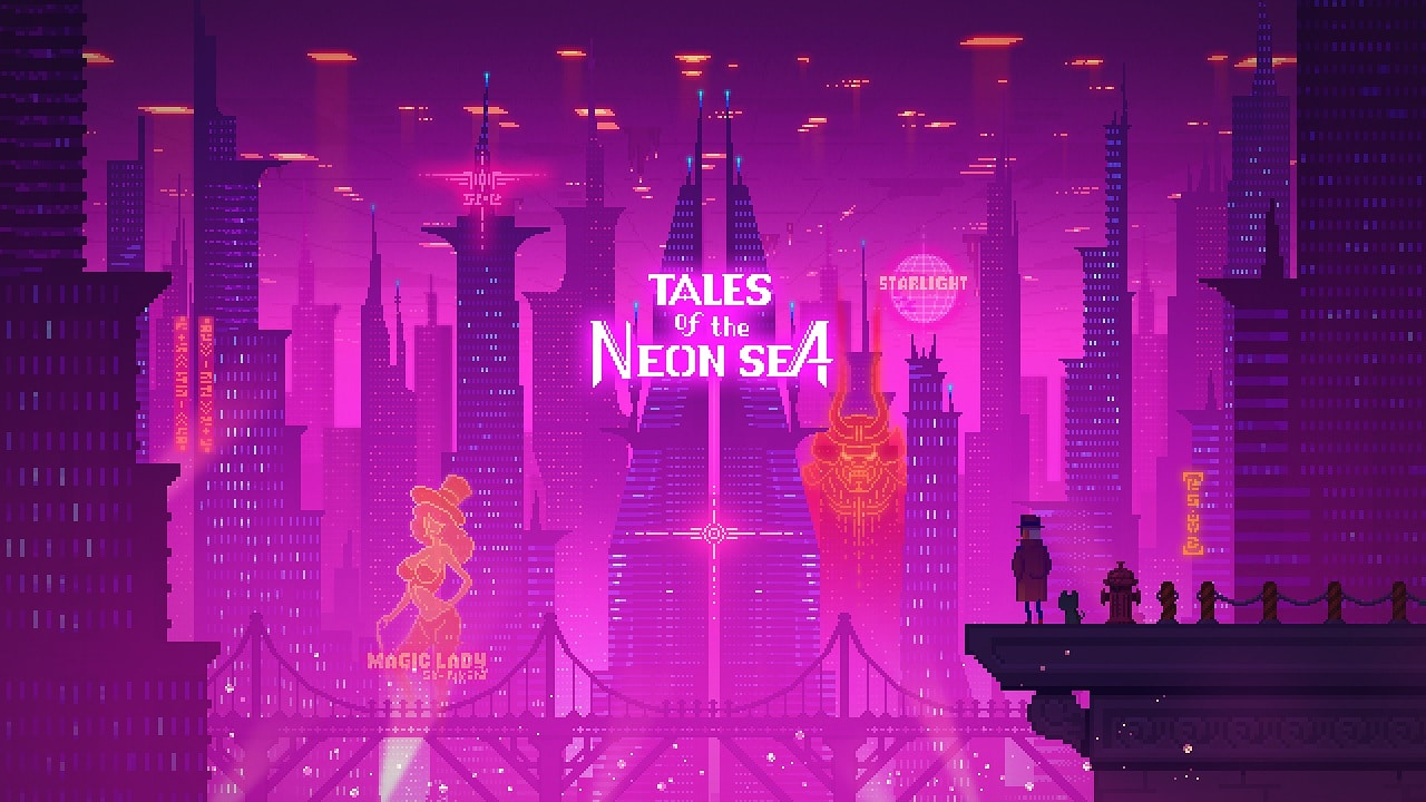Tales Of The Neon Sea Za Darmo