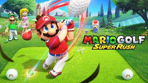 Mario Golf Super Smash