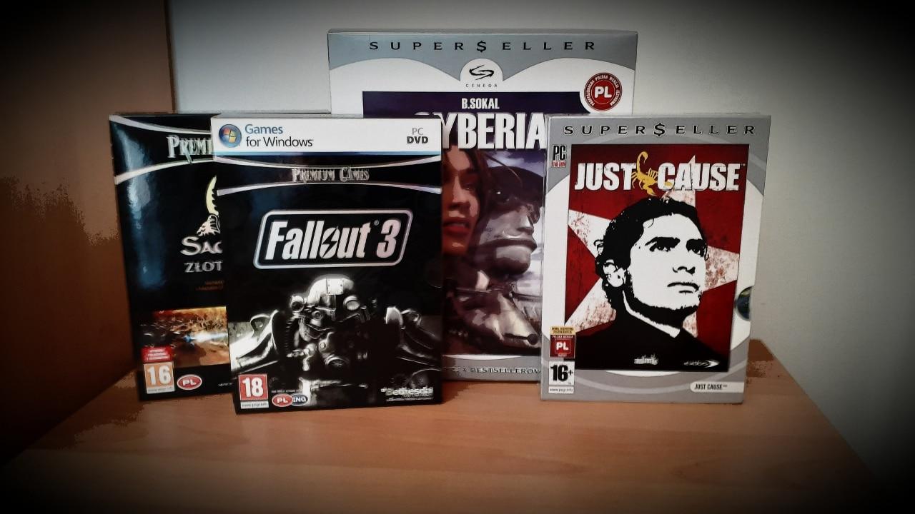 Polskie reedycje gier Premium Games