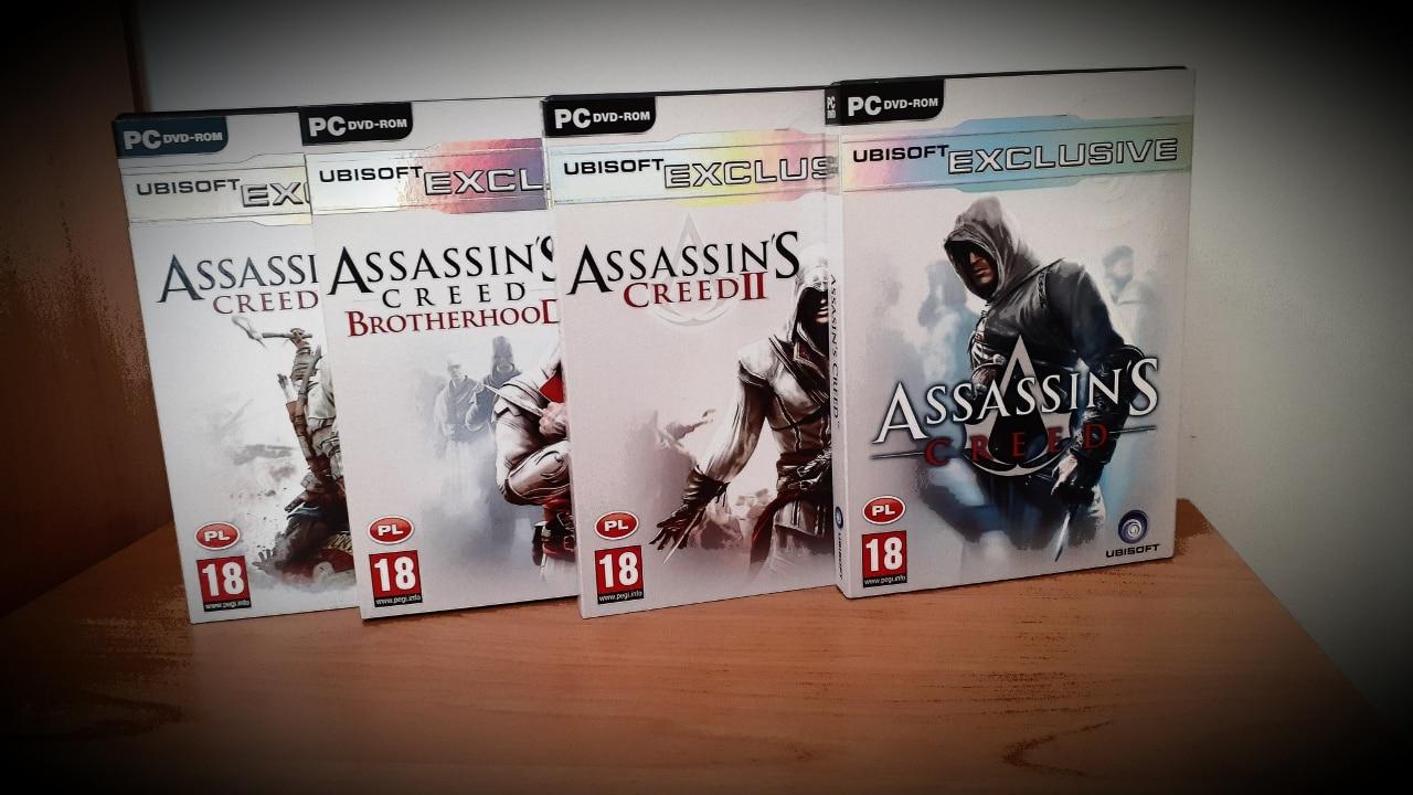 Polskie reedycje gier Ubisoft