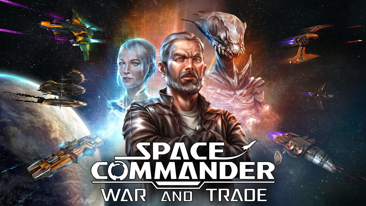 Recenzja Space Commander War And Trade
