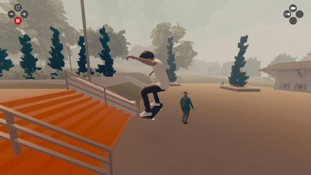 Skate City screen 3