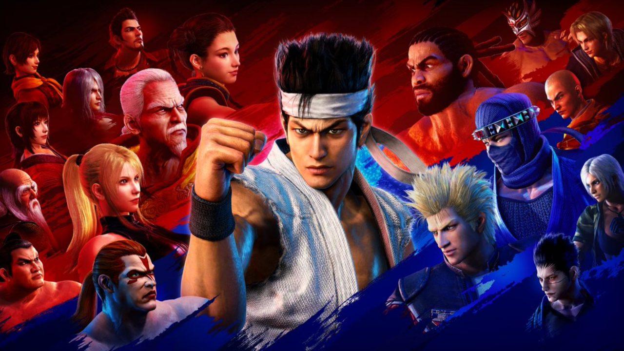 Virtua Fighter 5 Ultimate Showdown Zapowiedź