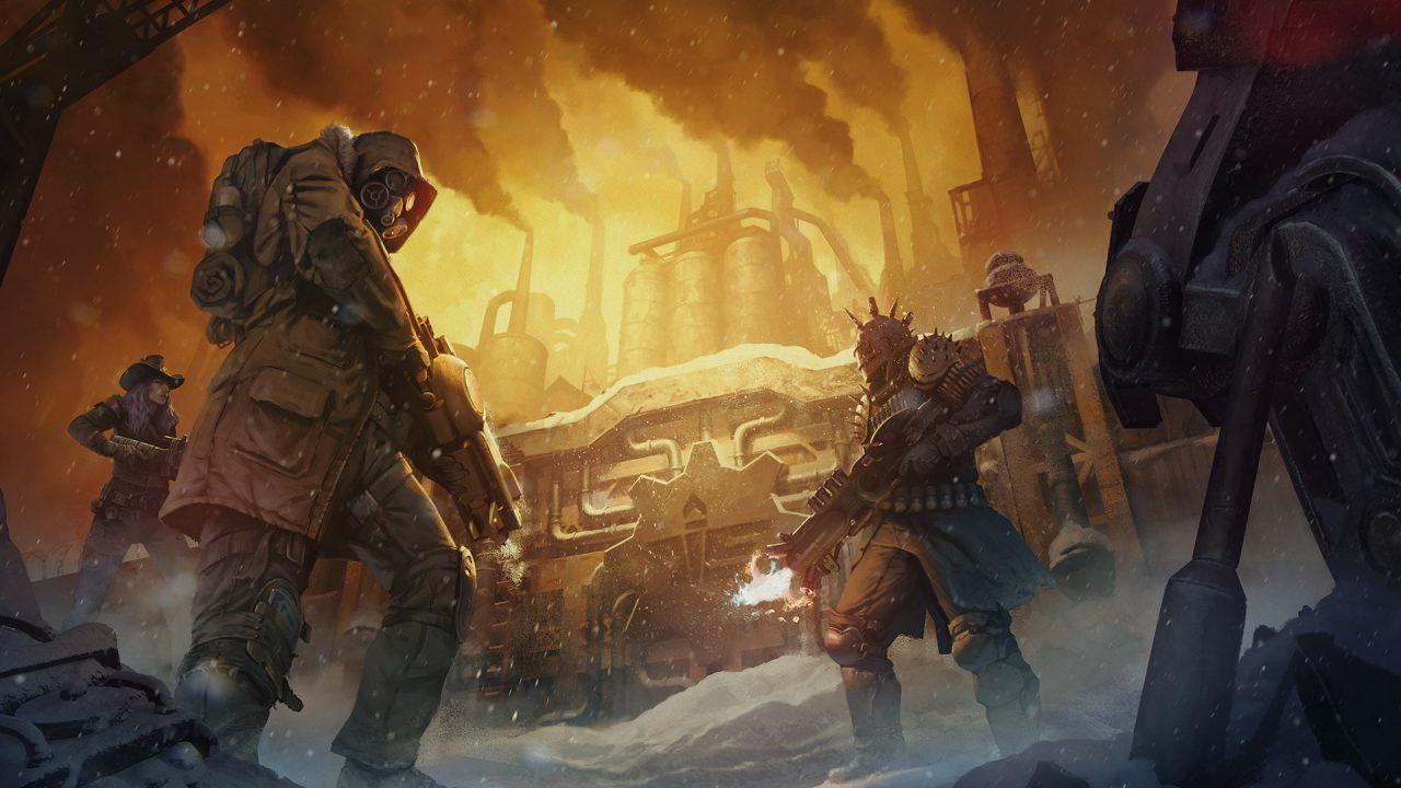 Zwiastun Wasteland 3 The Battle Of Steeltown