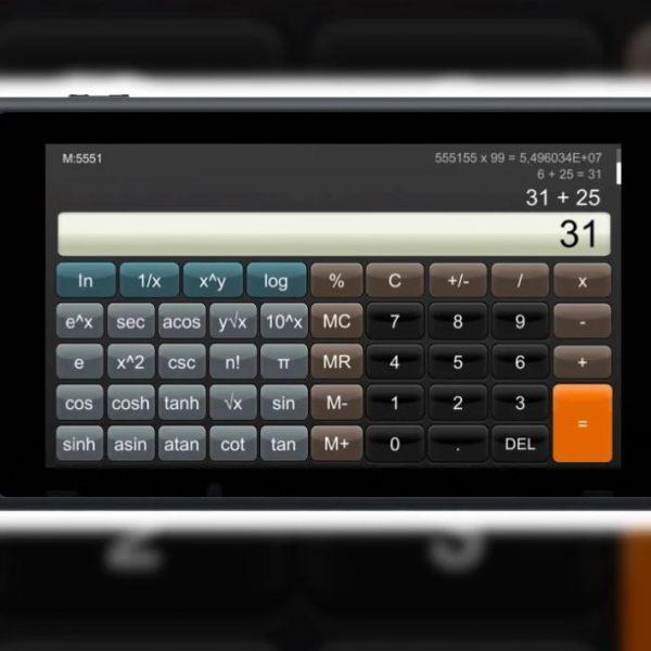 Nintendo Switch kalkulator