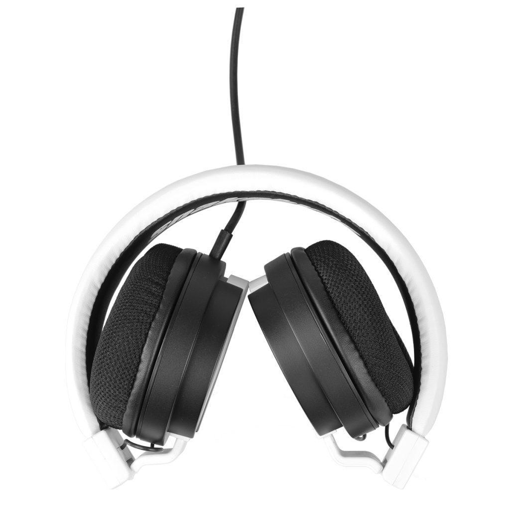 Snakebyte Zestaw Sluchawkowy Headset 5 Czarno Bialy
